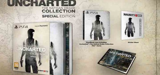 Édition collector Uncharted
