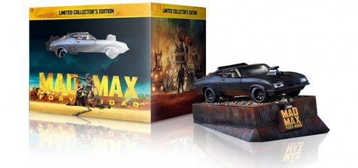 Édition limitée Mad Max fury road interceptor replique