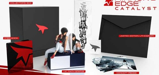 Collector Mirror's Edge Catalyst