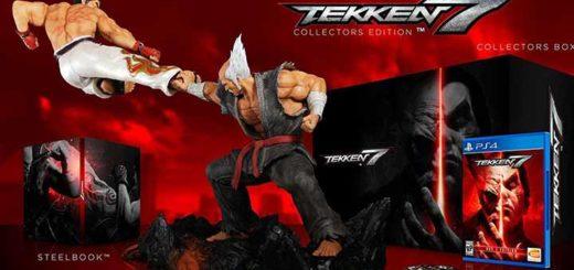édition collector tekken 7