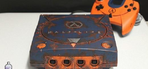 dreamcast half life mod console jeux video