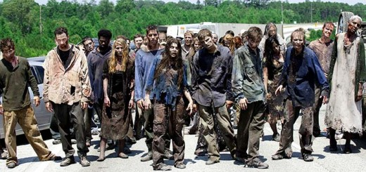 walking dead ecole zombies série amc
