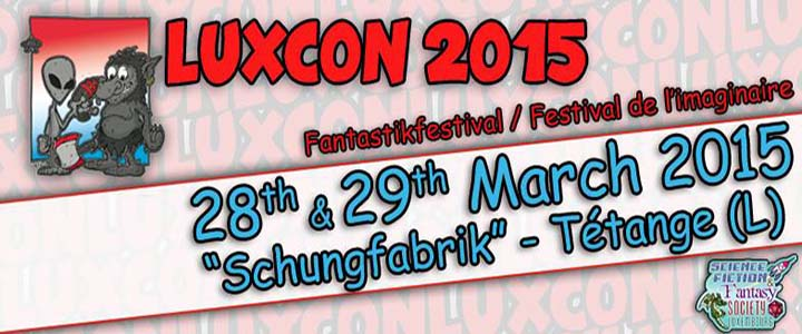 luxcon 2015 luxembourg geek convention comic cosplay manga