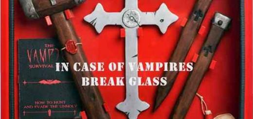 kits d'urgence anti-monstre zombie arme vampir momie