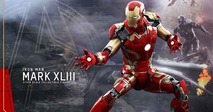figurine hot toys