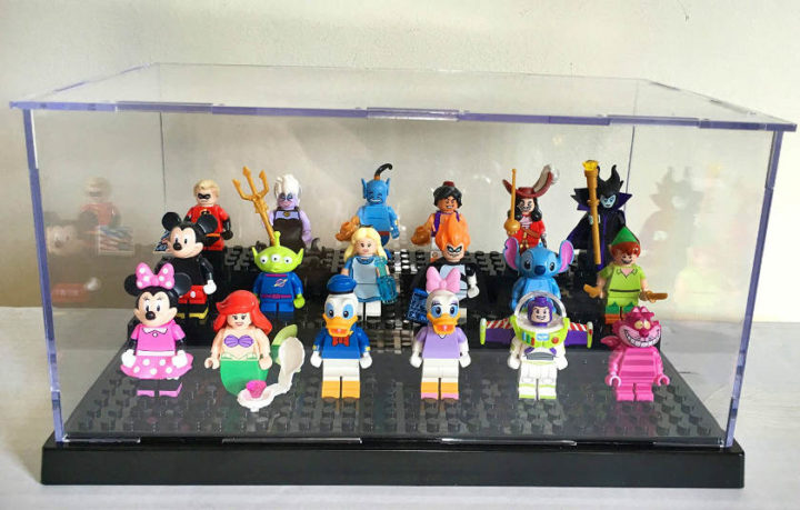 Très Figurines Lego, les options pour les mettre en valeur - GeekOuPasGeek ZU81