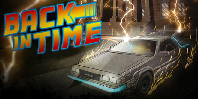documentaire Retour vers le Futur back in time