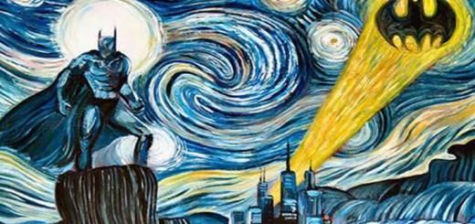 peintures van geek