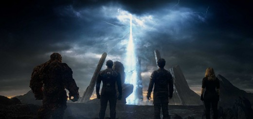 Trailer Fantastic Four -Photo-Team-Shot