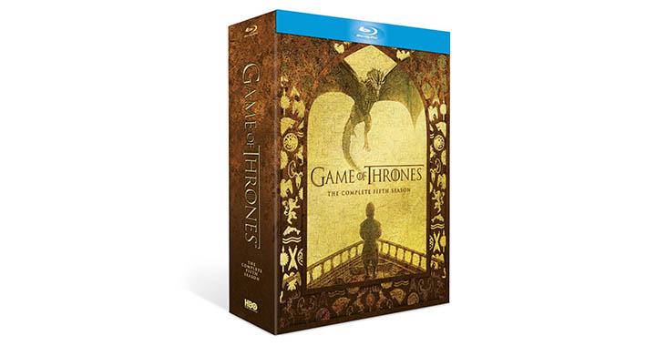 Game of Thrones Saison 5 en Blu-ray (4)