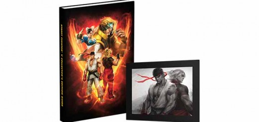 Guide Collector Street Fighter 5 livre