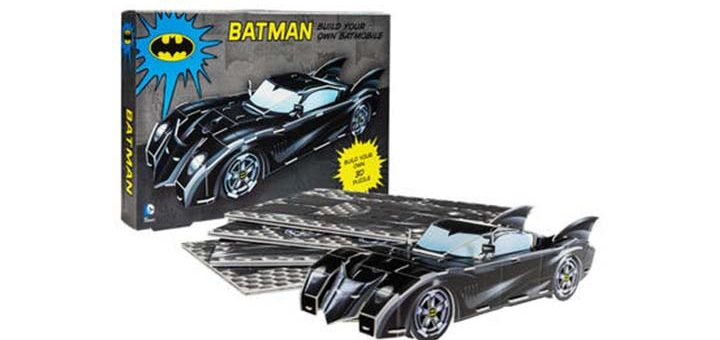 Kit de montage Batmobile batman diy