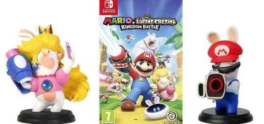 Lapin Crétin Mario