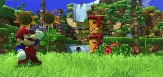 Mario Sonic generations