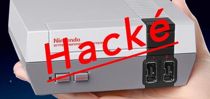 Mini NES Classic hack