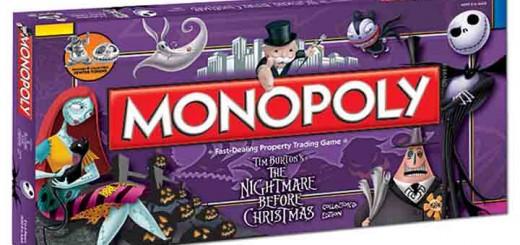 Monopoly Étrange Noël de monsieur Jack (2)