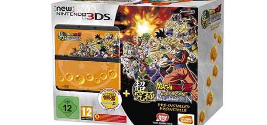 Nintendo 3DS Dragon Ball Z (3)