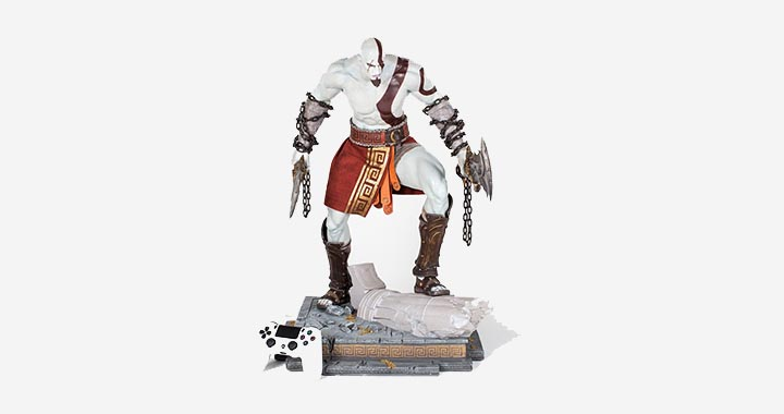 Statuette God of War