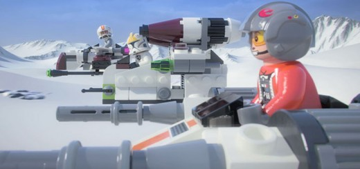 Vidéo Microfighters LEGO Star Wars : Bataille de Hoth