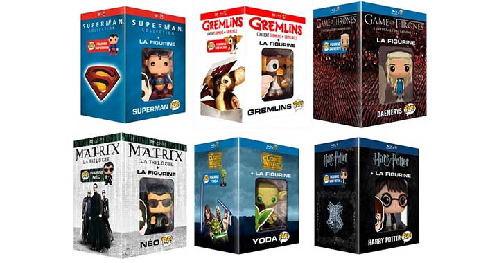 éditions collector Funko