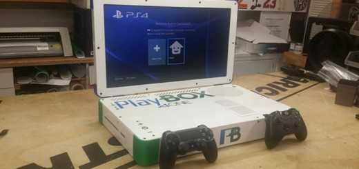 Playstation 4 ou XBOX ONE modding console sony ps4