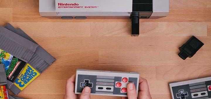 adaptateur NES Bluetooth