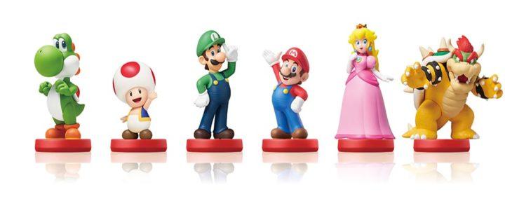 amiibo bientot nintendo figurines 2015 wii U liste
