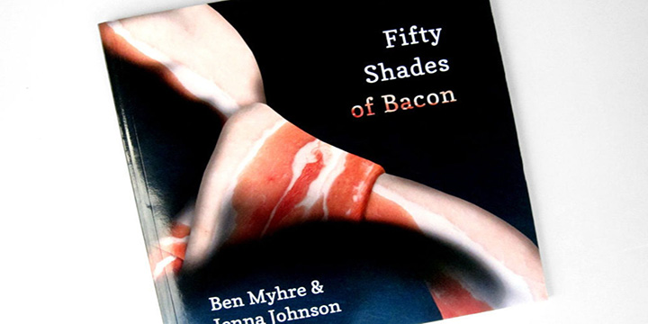 fifty shades of bacon livre recettes