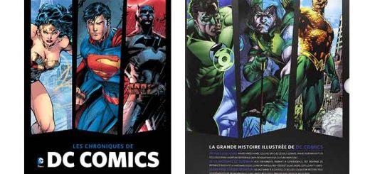 chroniques dc comics