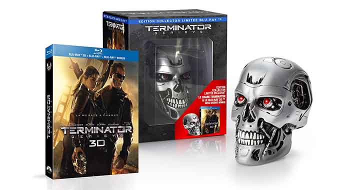 coffret collector terminator