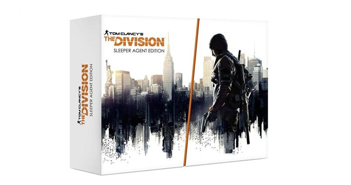 édition collector the division