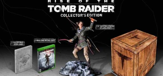 collector Rise of the Tomb Raider 1