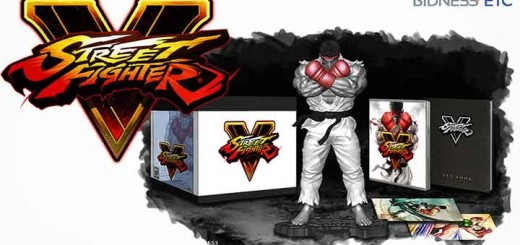 collector Street Fighter V