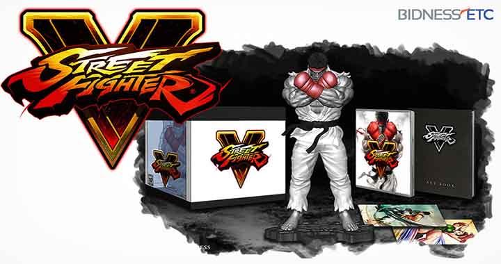 collector Street Fighter V