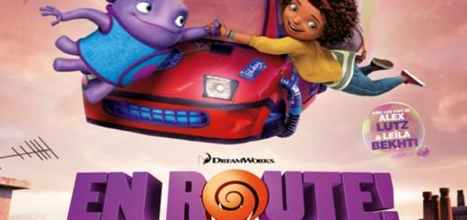 critique en route home animation long métrage animation