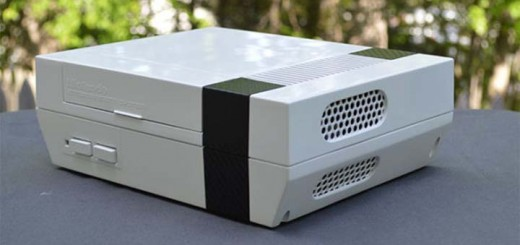 custom PC Nintendo NES