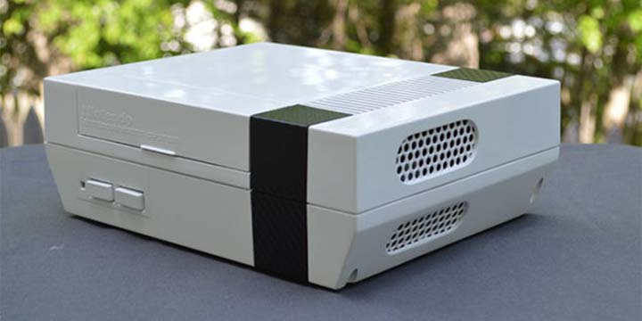 custom PC Nintendo NES