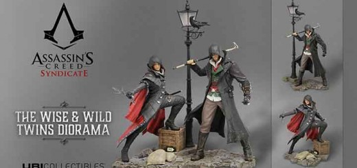 diorama assassin's creed syndicate