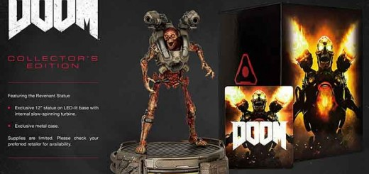 edition collector doom revenant steelbook