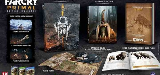 edition collector far cry primal