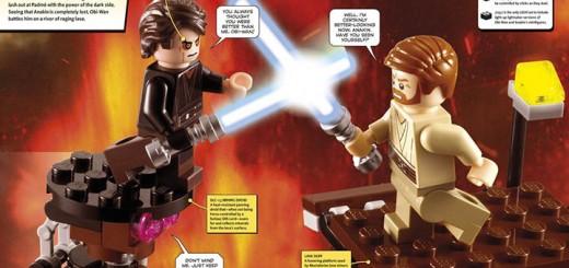livres Lego Star Wars