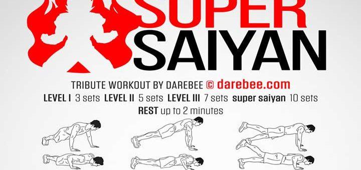 exercices san goku
