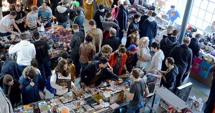 luxcon 2015 cosplay game of thrones jeux vidéos diroama lego figurines merchandising