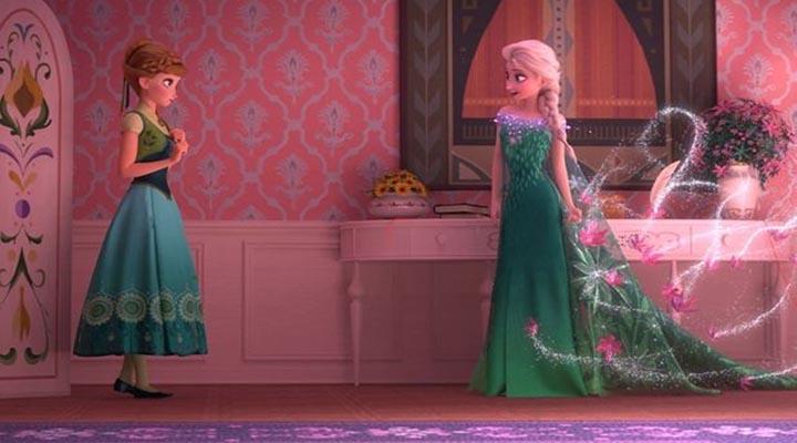 trailer de frozen 2 forever elsa reine des neiges anna olaf