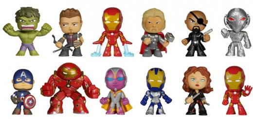 funko pop avengers vynil figurines ultron