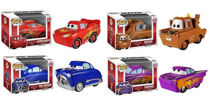 funko pop cars