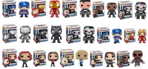 funko civil war