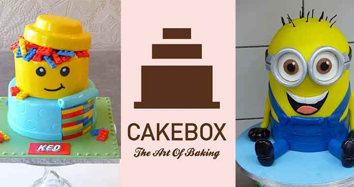 gateau geek cakebox luxembourg
