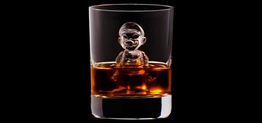 glacon Geek suntory whisky mario