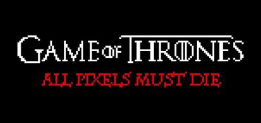 game of thrones pixel art